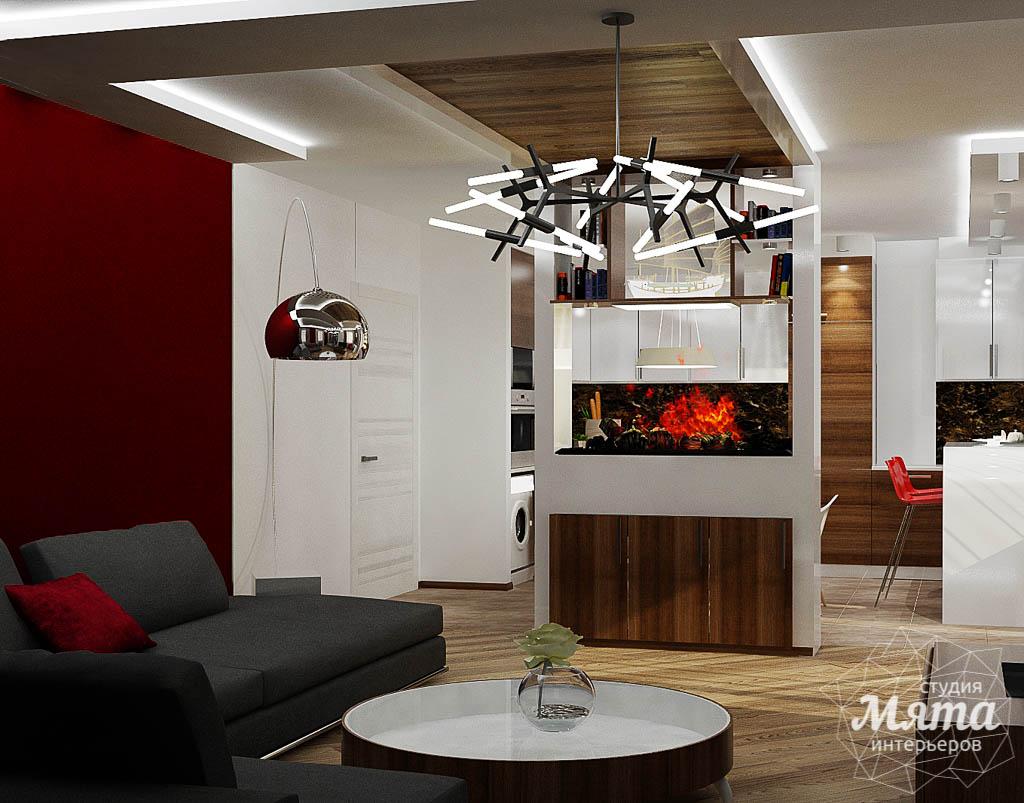 Дизайн интерьера и ремонт трехкомнатной квартиры по ул. Татищева 49 img2140123585