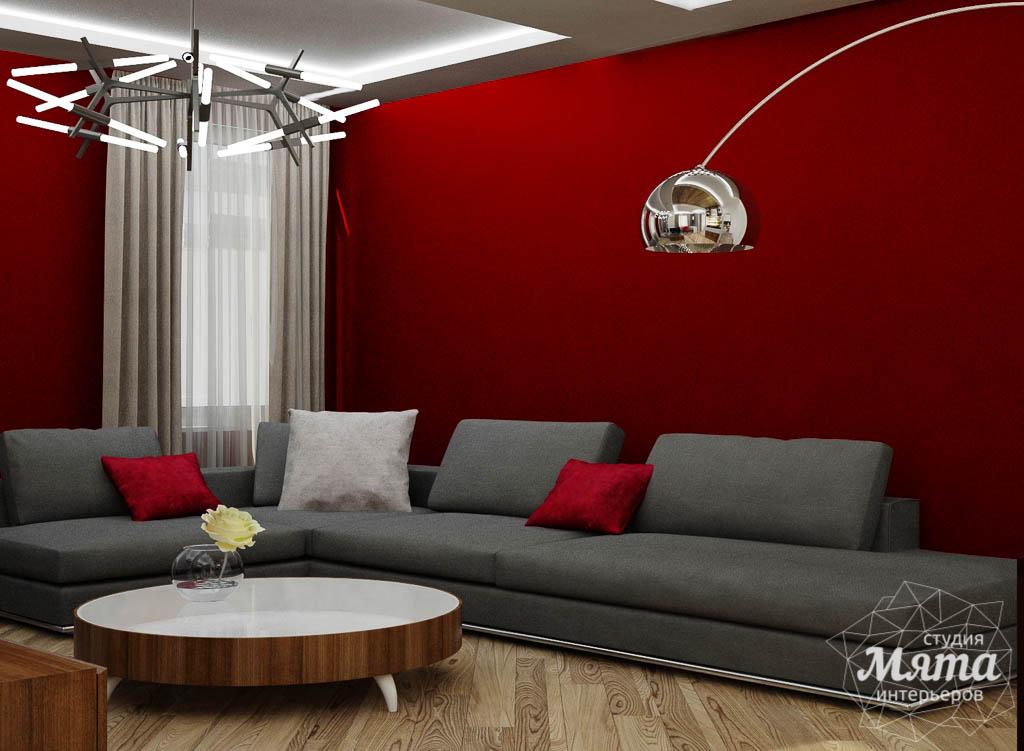 Дизайн интерьера и ремонт трехкомнатной квартиры по ул. Татищева 49 img339525497