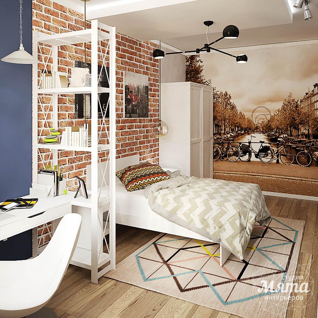 Дизайн интерьера и ремонт трехкомнатной квартиры по ул. Татищева 49 img567802784