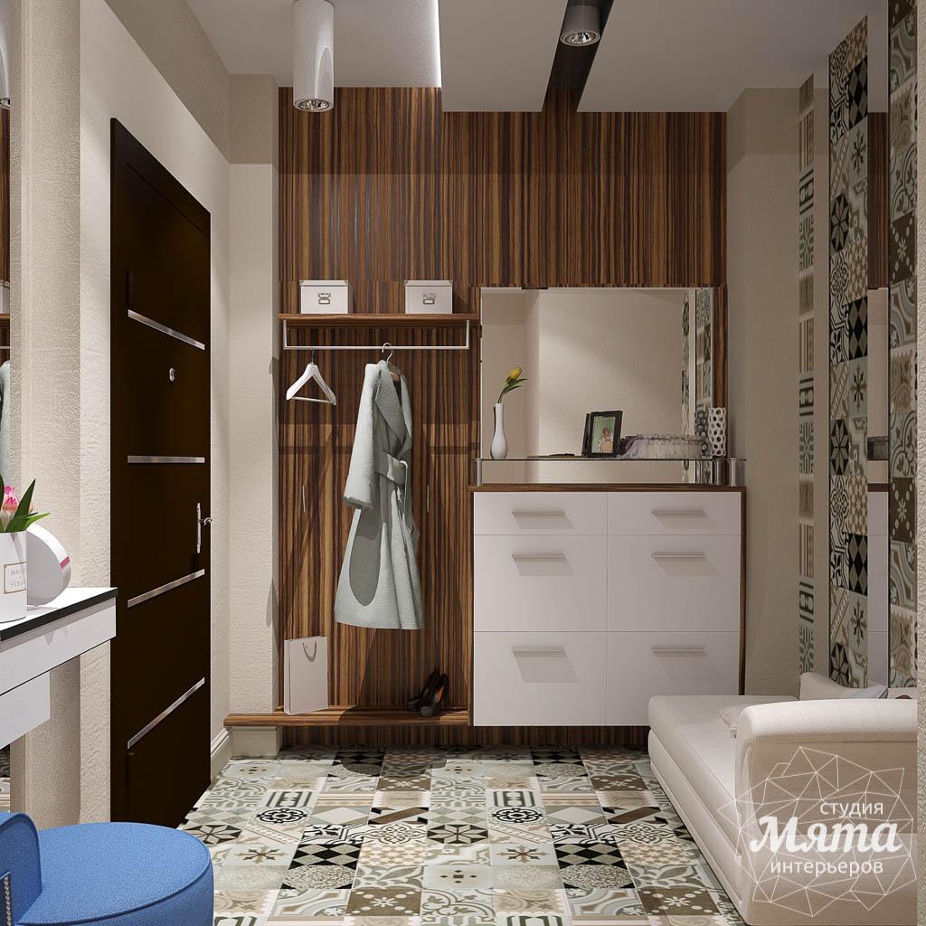 Дизайн интерьера и ремонт трехкомнатной квартиры по ул. Татищева 49 img1343244357