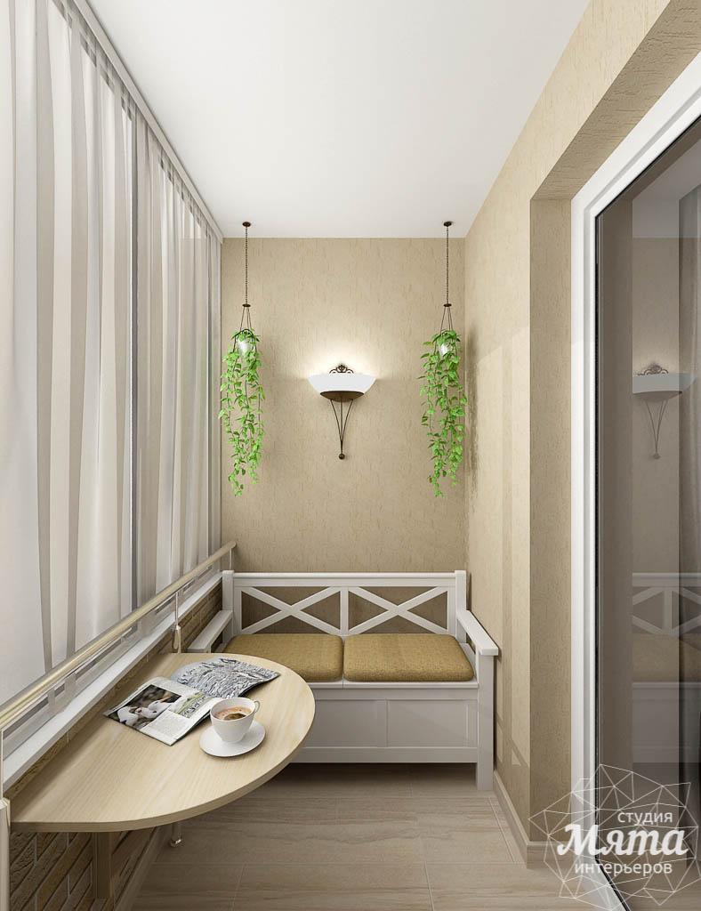 Дизайн интерьера двухкомнатной квартиры по ул. Шаумяна 93 img380048445