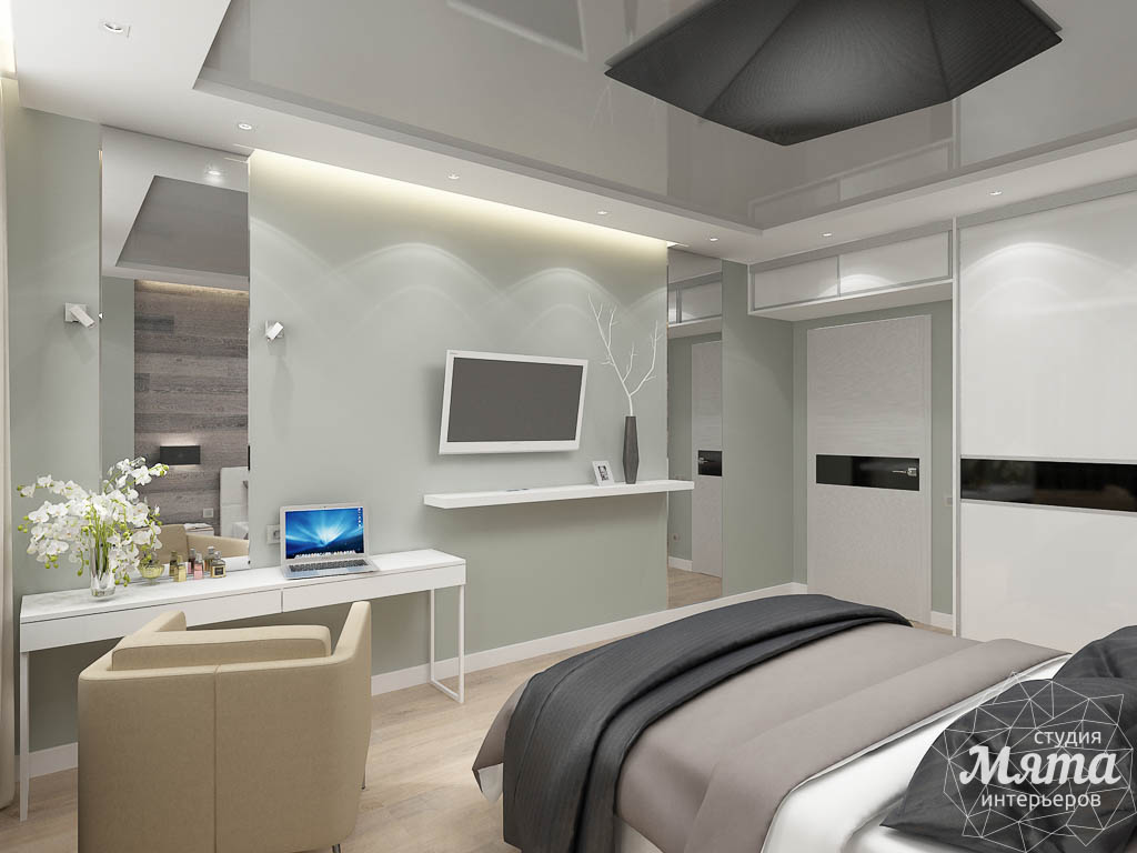 Дизайн интерьера двухкомнатной квартиры в ЖК Крылов img810171909