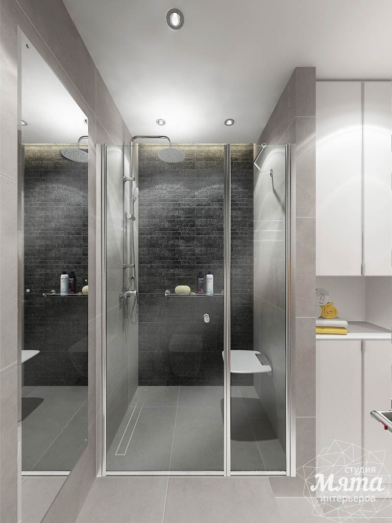Дизайн интерьера двухкомнатной квартиры в ЖК Крылов img270224949