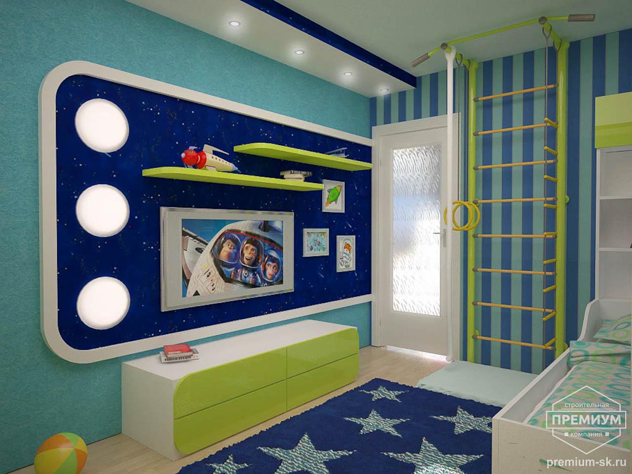 Дизайн интерьера детской по ул. Радищева 33 img1964299039