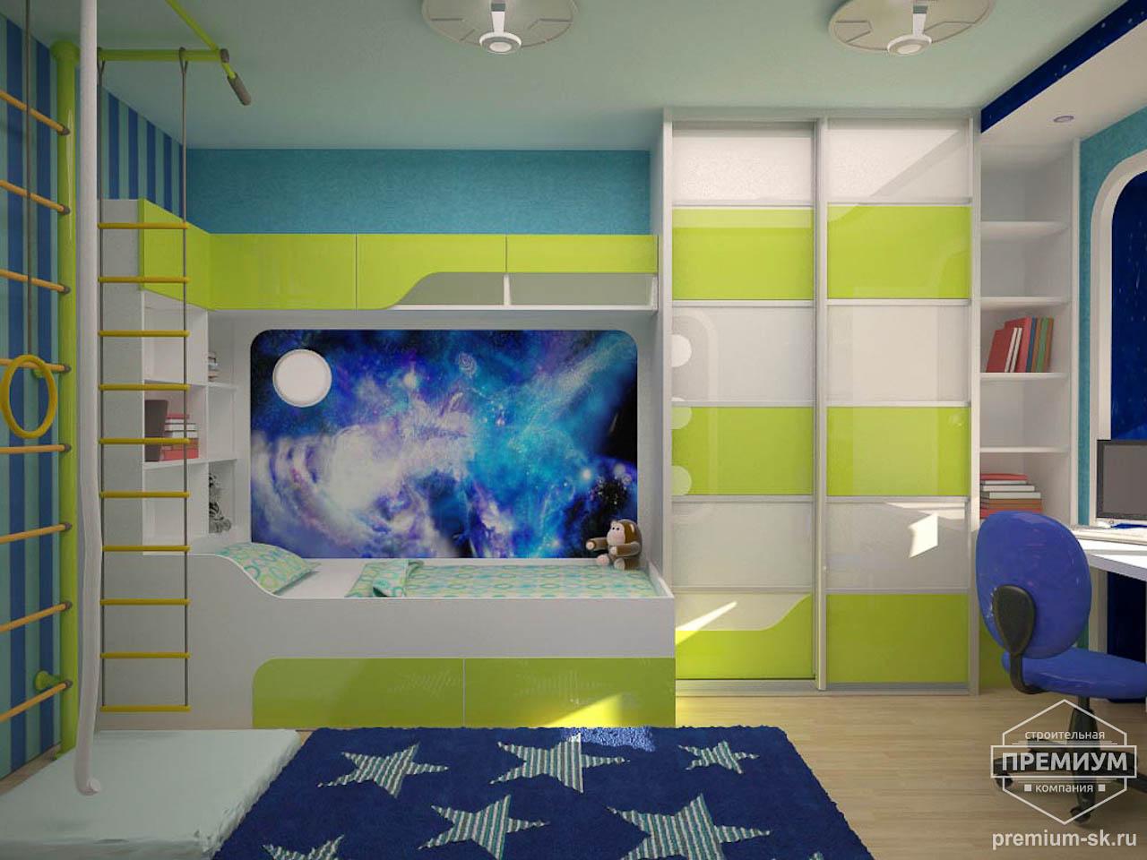 Дизайн интерьера детской по ул. Радищева 33 img1965937612