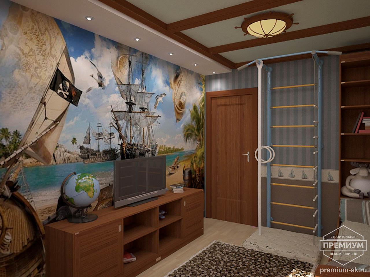 Дизайн интерьера детской по ул. Фролова 31 img532478289