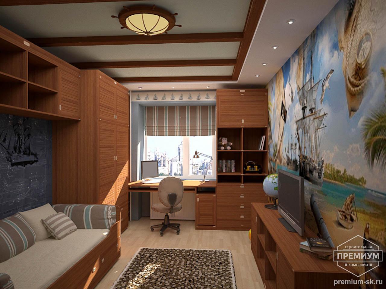 Дизайн интерьера детской по ул. Фролова 31 img1494001225