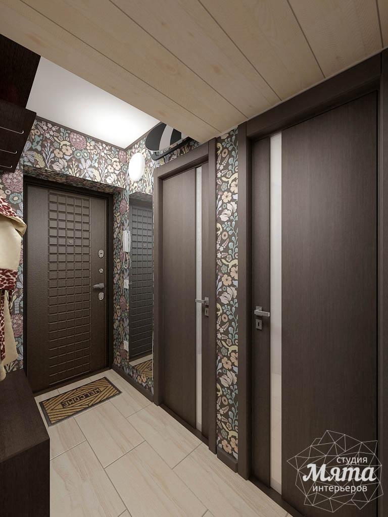 Дизайн интерьера и ремонт ванной комнаты и прихожей по ул. Крауля 70 img292618611