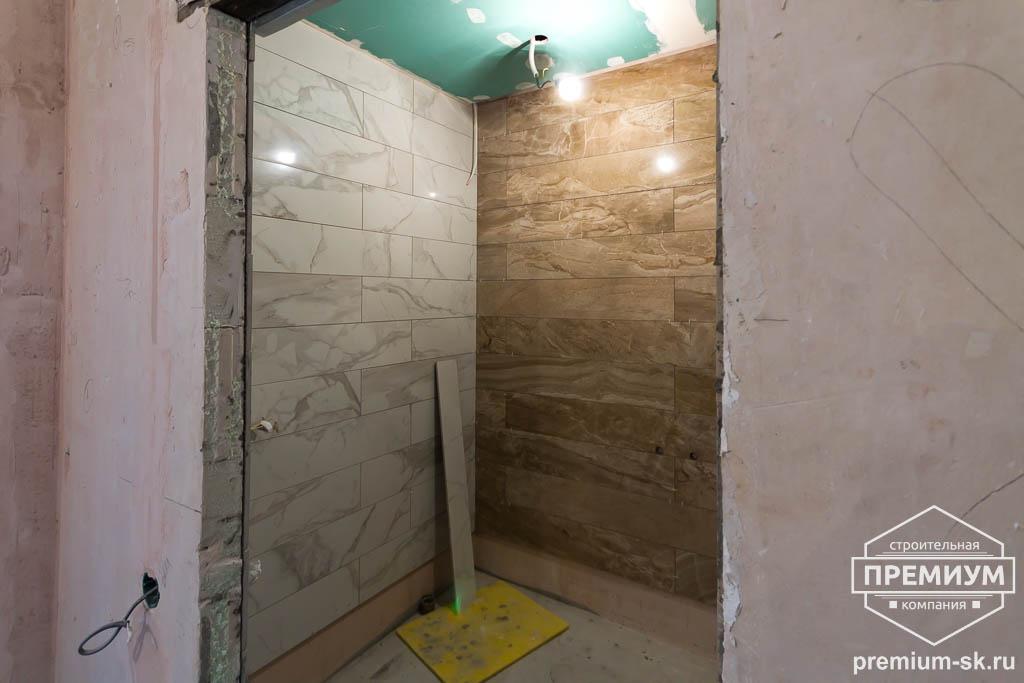 Дизайн интерьера и ремонт четырехкомнатной квартиры по ул. Союзная 2 16