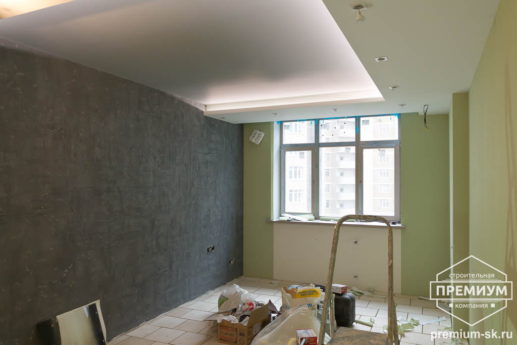Дизайн интерьера и ремонт четырехкомнатной квартиры по ул. Союзная 2 26