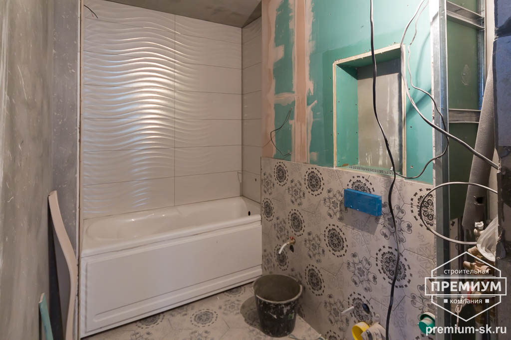 Дизайн интерьера и ремонт трехкомнатной квартиры по ул. Татищева 49 71