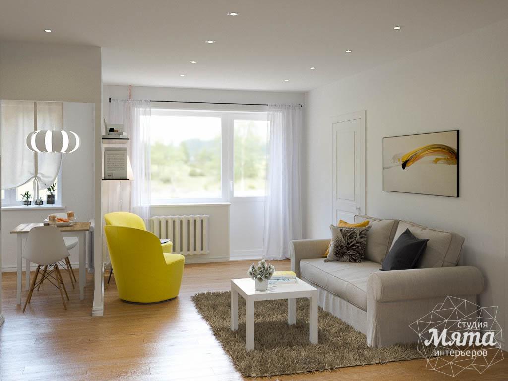 Дизайн интерьера двухкомнатной квартиры по ул. Мира 37а img508909930