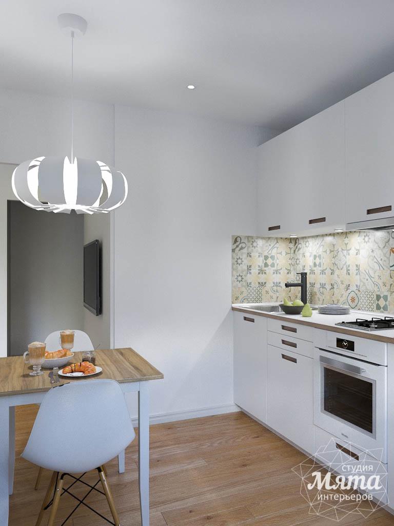 Дизайн интерьера двухкомнатной квартиры по ул. Мира 37а img72420087