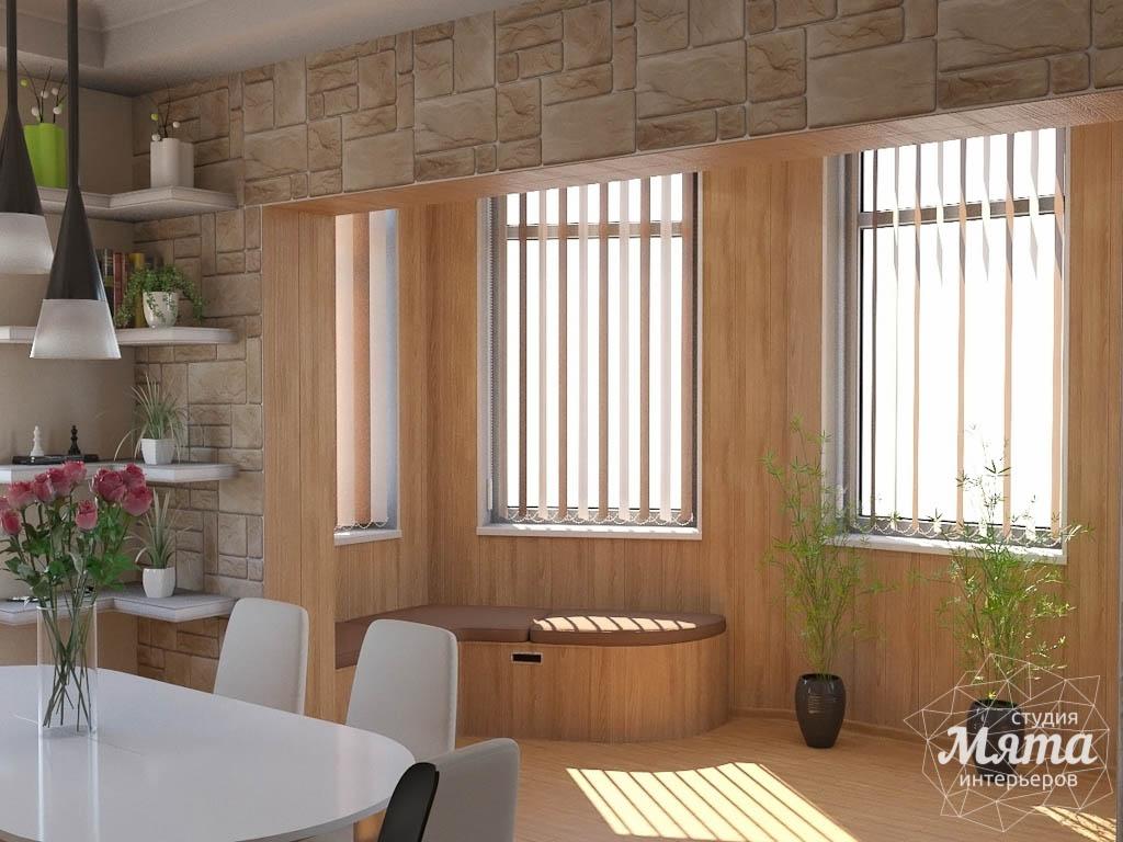 Дизайн интерьера кухни по ул. Восточная 62 img1150818211