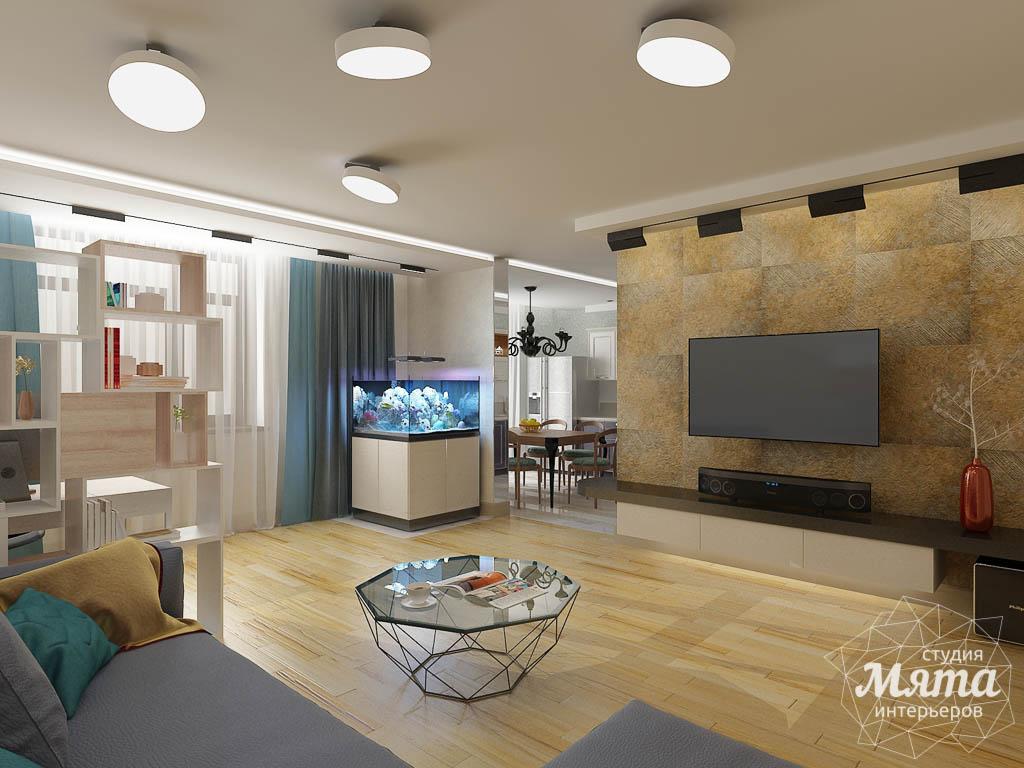 Дизайн интерьера и ремонт четырехкомнатной квартиры по ул. Союзная 2 img1186271506