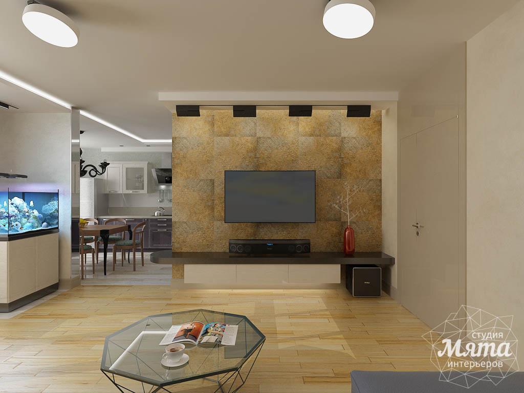 Дизайн интерьера и ремонт четырехкомнатной квартиры по ул. Союзная 2 img1341982515