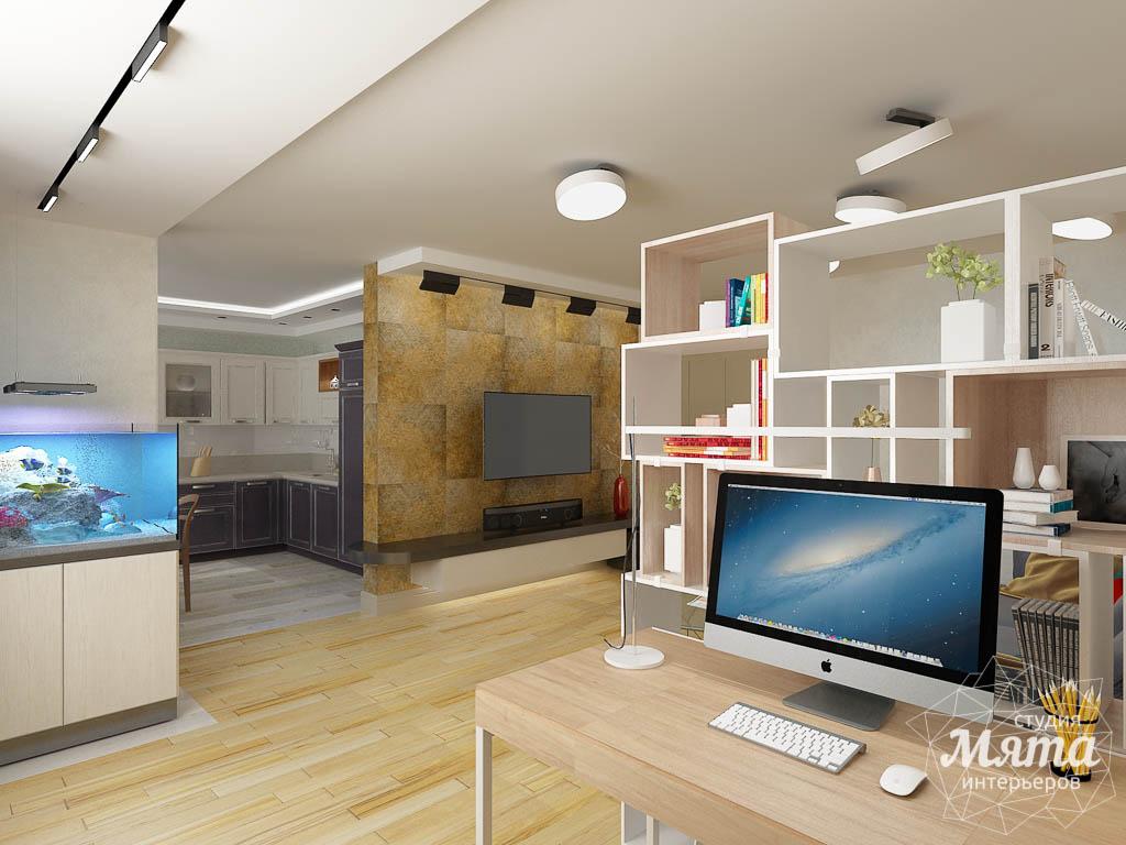 Дизайн интерьера и ремонт четырехкомнатной квартиры по ул. Союзная 2 img1128914403