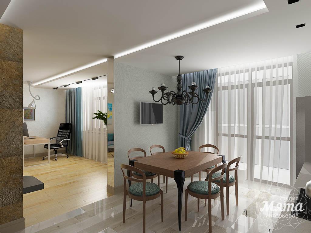 Дизайн интерьера и ремонт четырехкомнатной квартиры по ул. Союзная 2 img1984747861