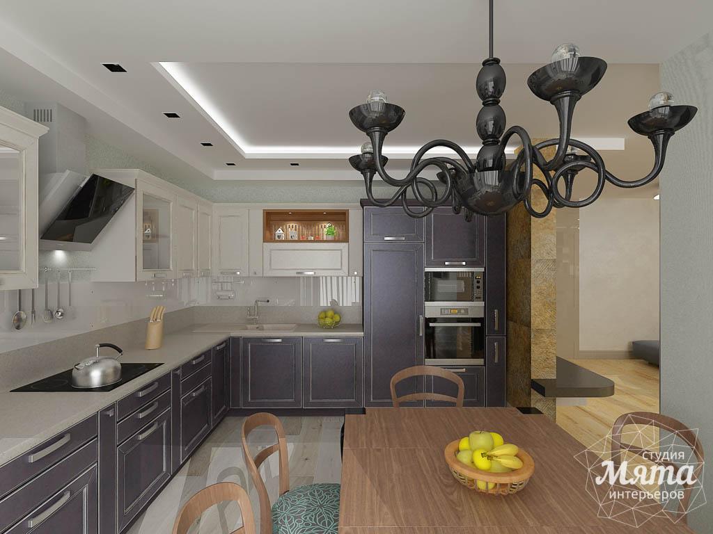 Дизайн интерьера и ремонт четырехкомнатной квартиры по ул. Союзная 2 img69563393
