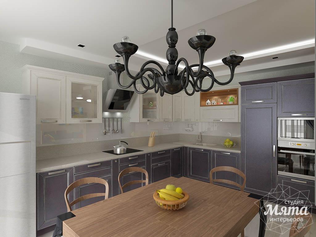Дизайн интерьера и ремонт четырехкомнатной квартиры по ул. Союзная 2 img187228996