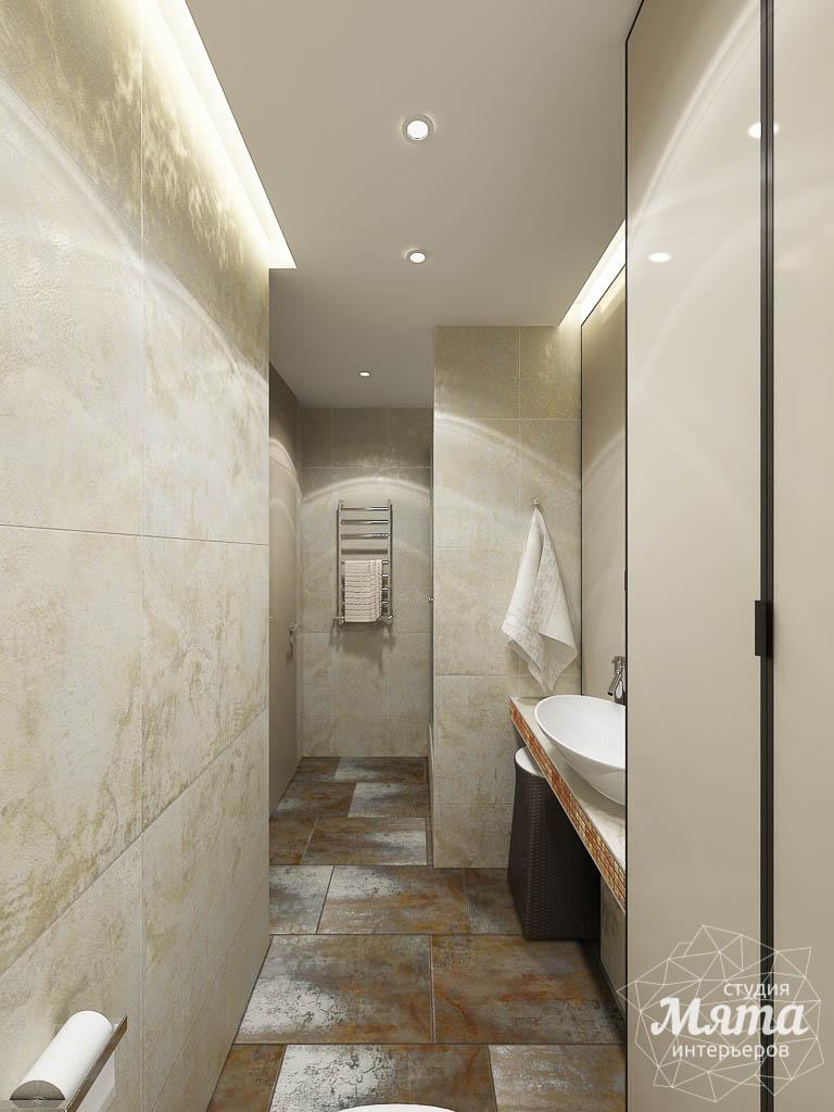 Дизайн интерьера и ремонт четырехкомнатной квартиры по ул. Союзная 2 img2037574178