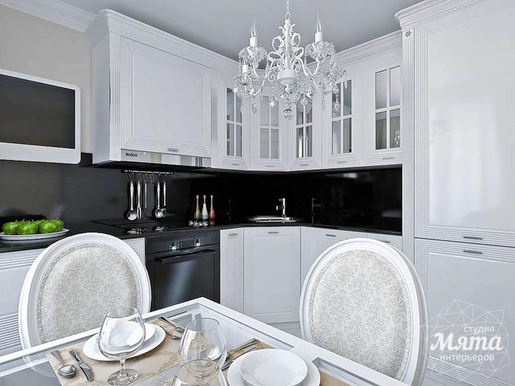 Дизайн интерьера однокомнатной квартиры по ул. Шевченко 19 img145673267