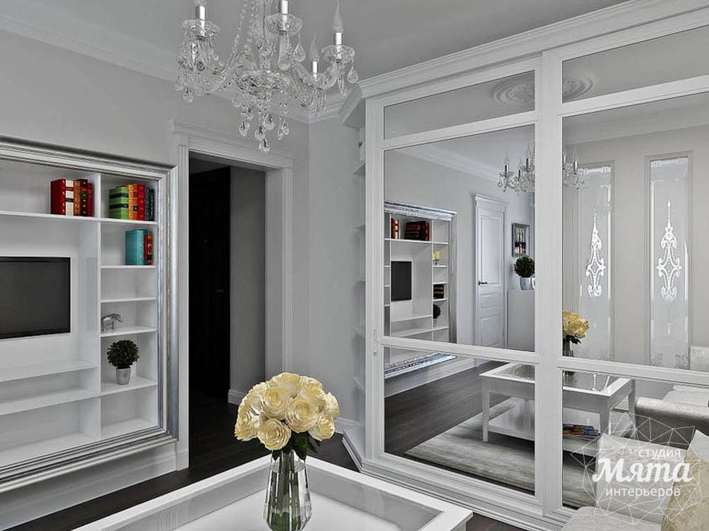 Дизайн интерьера однокомнатной квартиры по ул. Шевченко 19 img475035150