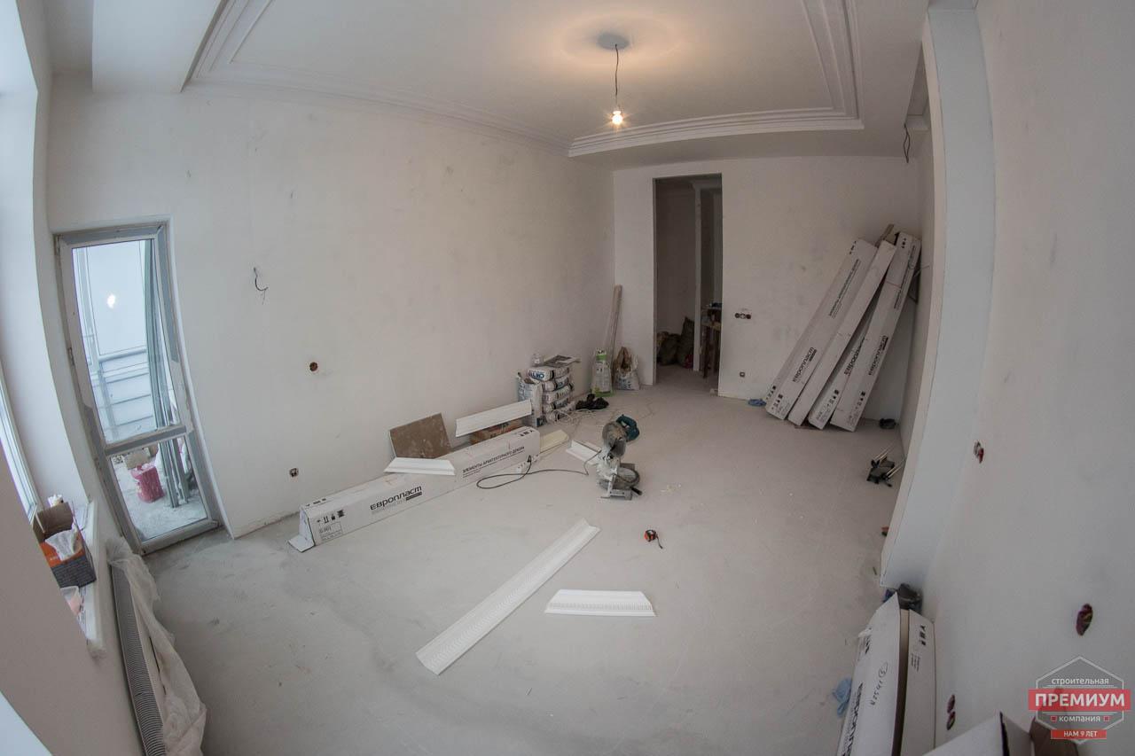 Дизайн интерьера и ремонт трехкомнатной квартиры в Карасьозерском 2 29