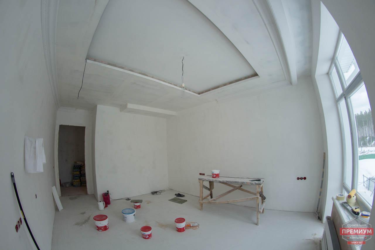Дизайн интерьера и ремонт трехкомнатной квартиры в Карасьозерском 2 35