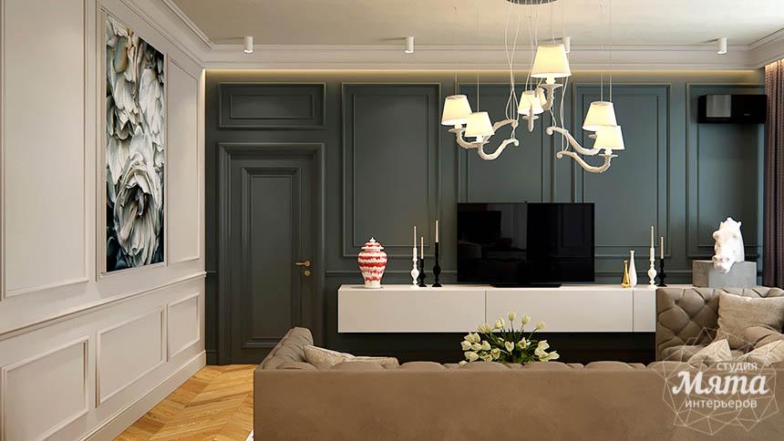 Дизайн интерьера четырехкомнатной квартиры в Новосибирске img1173442838