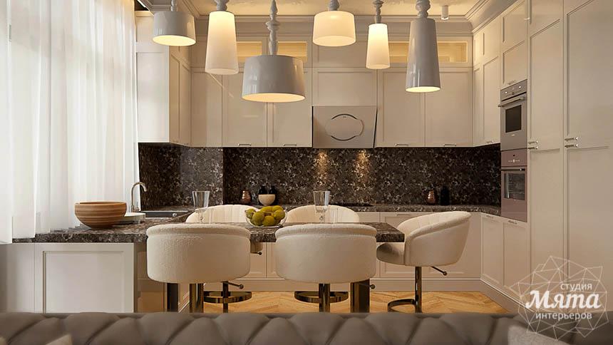 Дизайн интерьера четырехкомнатной квартиры в Новосибирске img692439709