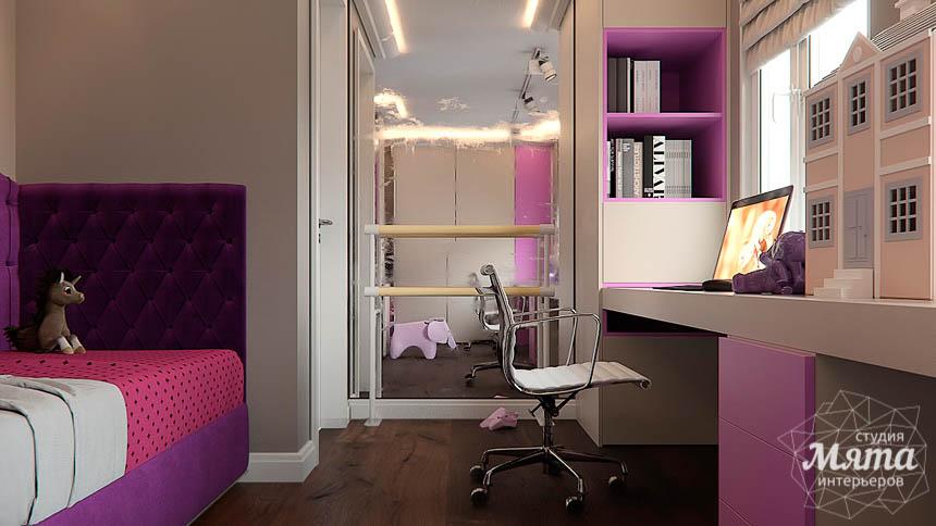 Дизайн интерьера трехкомнатной квартиры по ул. Шейнкмана 88 img2050047168