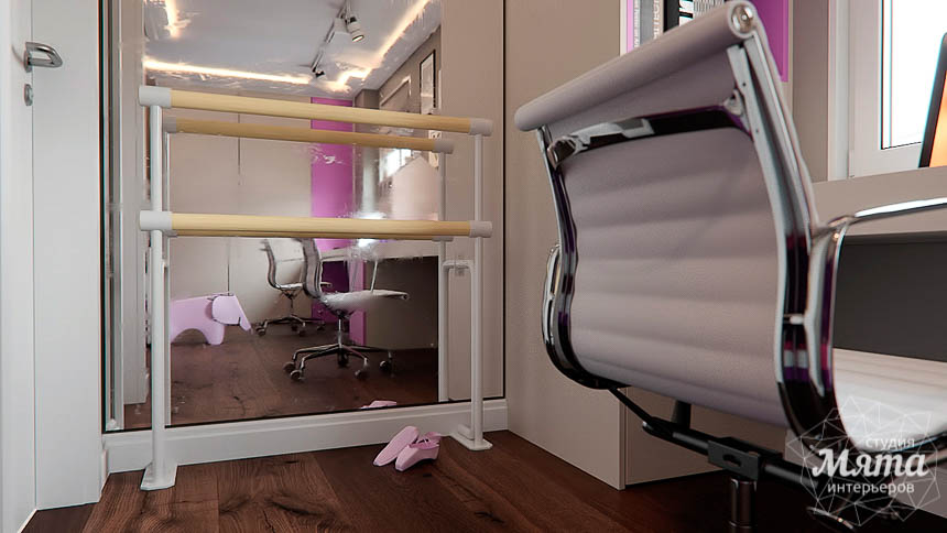 Дизайн интерьера трехкомнатной квартиры по ул. Шейнкмана 88 img1478860182