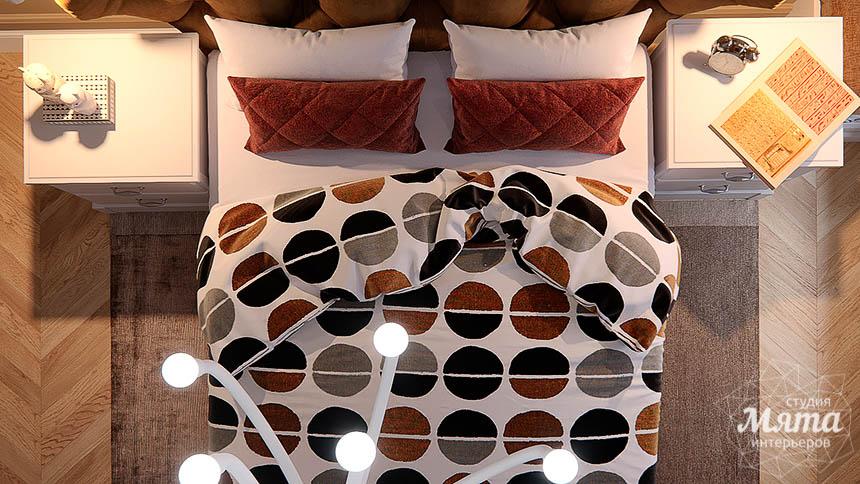 Дизайн интерьера четырехкомнатной квартиры в Новосибирске img124047508
