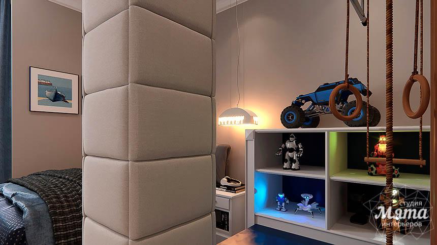 Дизайн интерьера четырехкомнатной квартиры в Новосибирске img1921007724