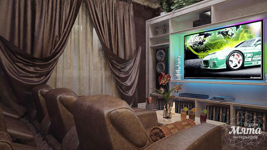 Дизайн интерьера коттеджа в Сочи img837619633