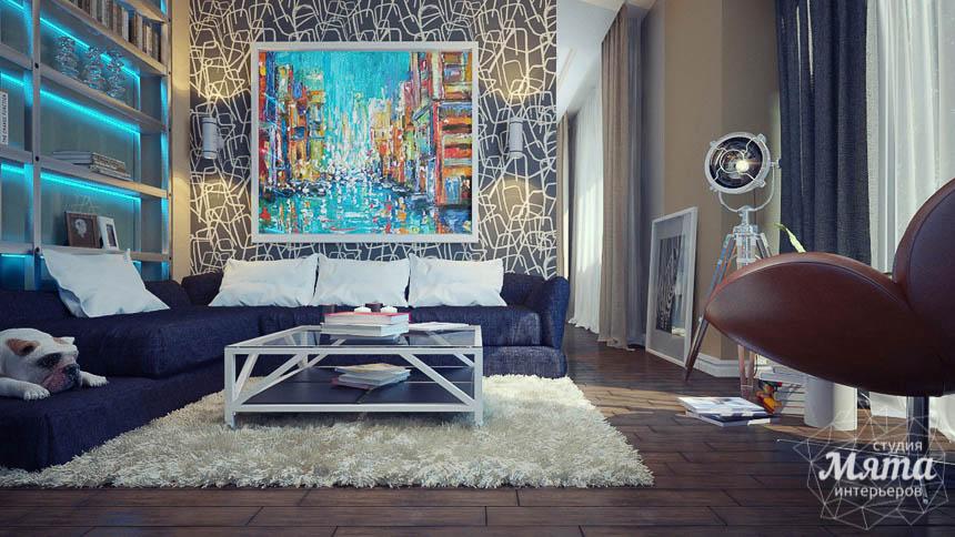 Дизайн интерьера коттеджа в п. Александрия img1859489722
