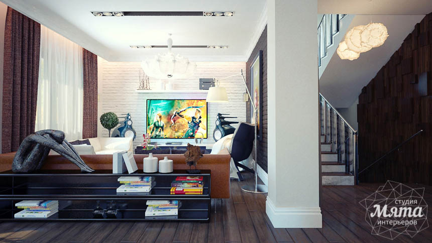 Дизайн интерьера коттеджа в п. Александрия img1132781002