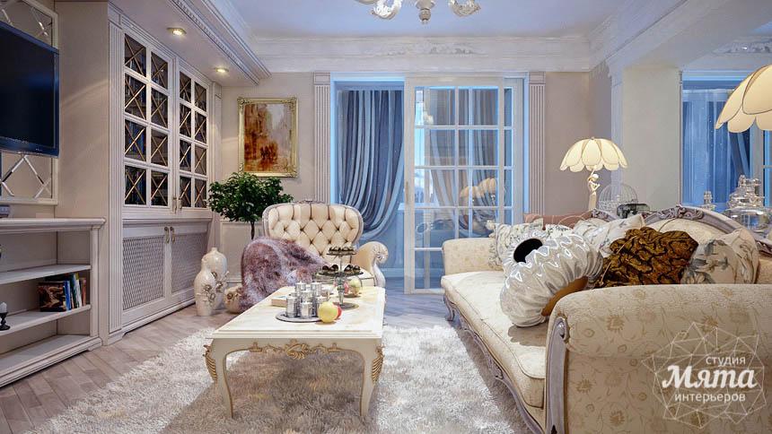 Дизайн интерьера четырехкомнатной квартиры в Тюмени img655728658