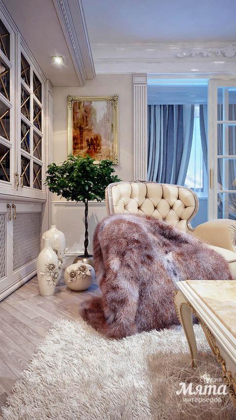 Дизайн интерьера четырехкомнатной квартиры в Тюмени img2053582703