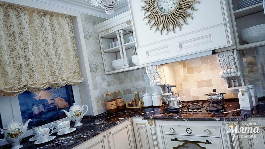 Дизайн интерьера четырехкомнатной квартиры в Тюмени img103920009