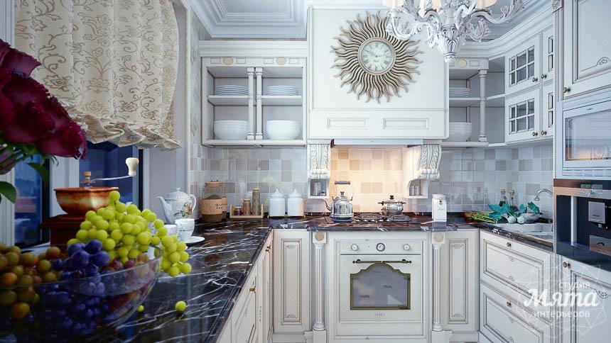 Дизайн интерьера четырехкомнатной квартиры в Тюмени img2043287315