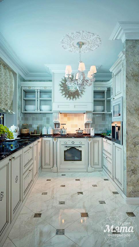 Дизайн интерьера четырехкомнатной квартиры в Тюмени img1039923253