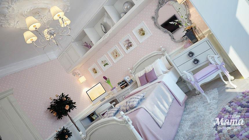 Дизайн интерьера четырехкомнатной квартиры в Тюмени img422883646