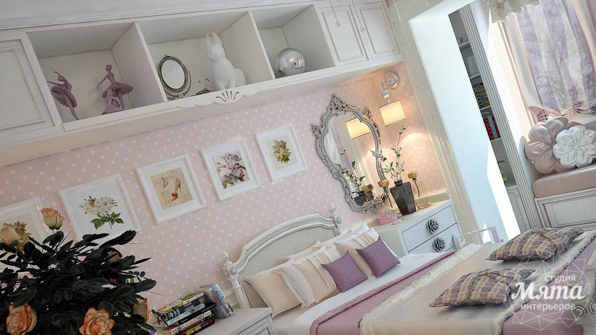 Дизайн интерьера четырехкомнатной квартиры в Тюмени img664599275