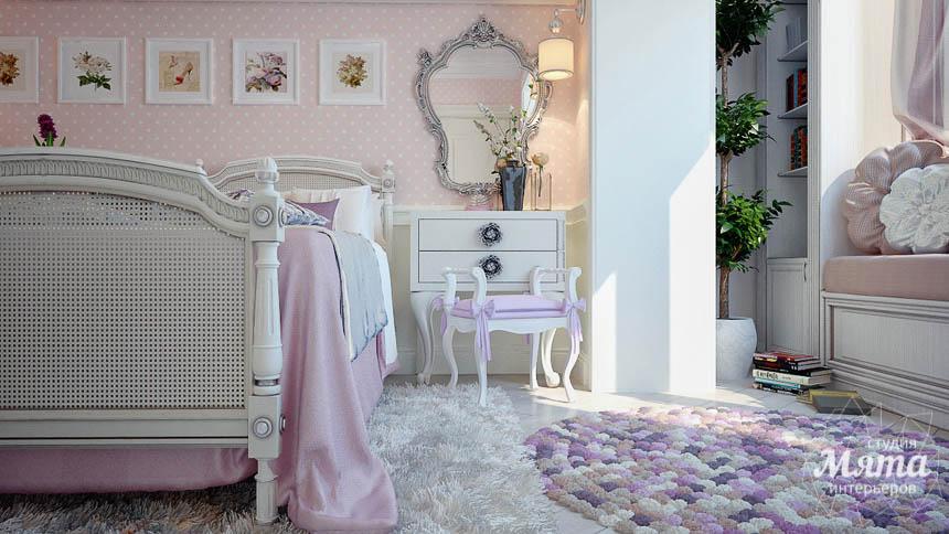 Дизайн интерьера четырехкомнатной квартиры в Тюмени img1117940514