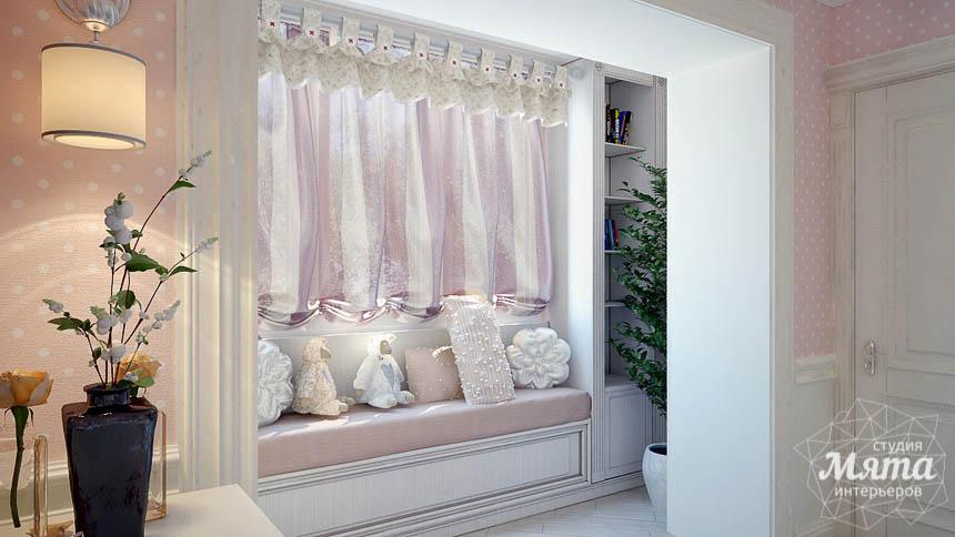 Дизайн интерьера четырехкомнатной квартиры в Тюмени img592179175