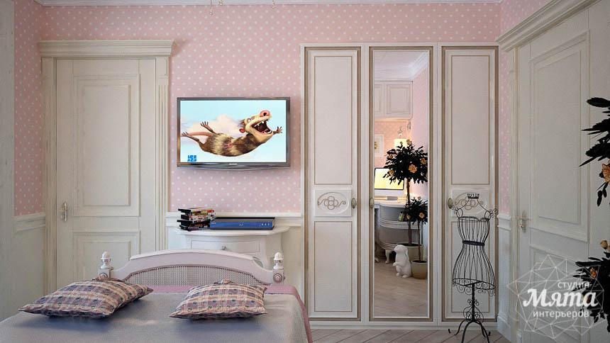 Дизайн интерьера четырехкомнатной квартиры в Тюмени img723432654