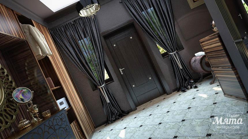 Дизайн интерьера коттеджа в Новосибирске  img2122569378