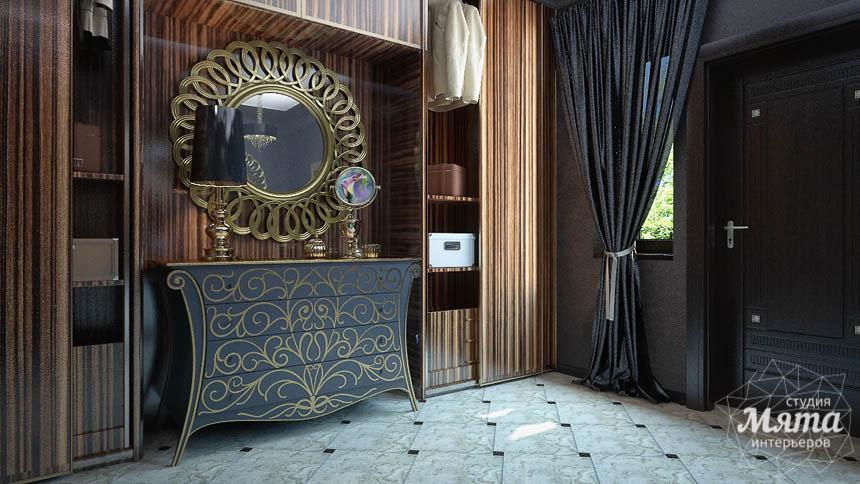 Дизайн интерьера коттеджа в Новосибирске  img1925740806